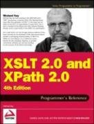 XSLT 2. 0 and XPath 2. 0 Programmer's Reference  4th 2008 edition cover