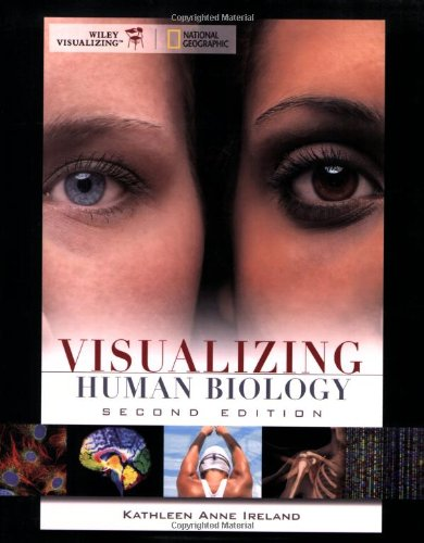 Visualizing Human Biology  2nd 2010 edition cover
