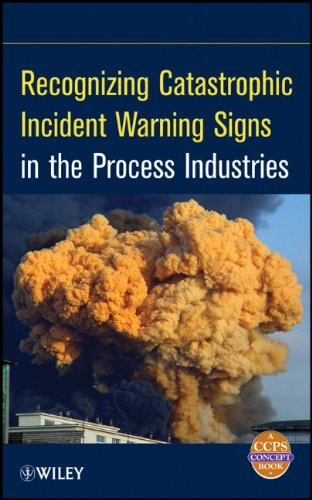 Recognizing Catastrophic Incident Warning Signs in the Process Industries   2012 9780470767740 Front Cover