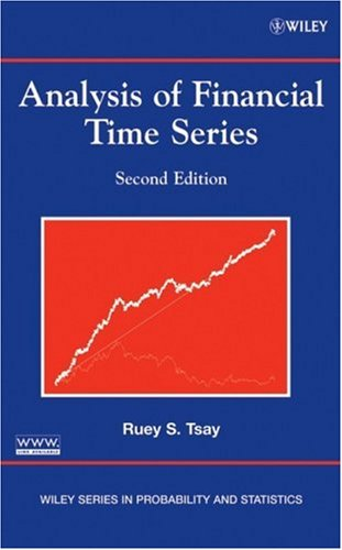 Analysis of Financial Time Series  2nd 2005 (Revised) edition cover