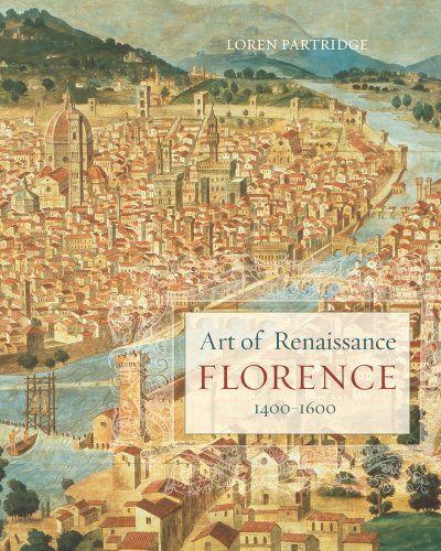 Art of Renaissance Florence, 1400-1600   2009 edition cover