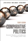Comparative Politics Interests, Identities, and Institutions in a Changing Global Order 4th 2014 (Revised) 9780521135740 Front Cover