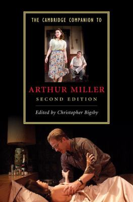 Cambridge Companion to Arthur Miller  2nd 2010 (Revised) 9780521768740 Front Cover