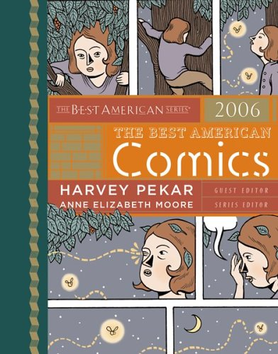 Best American Comics 2006   2006 edition cover
