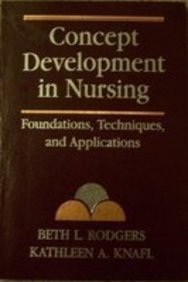 Concept Development in Nursing : Foundations, Techniques, and Applications 1st 1993 edition cover