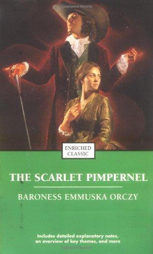 Scarlet Pimpernel   2004 9780743487740 Front Cover