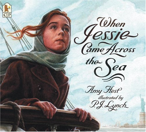 When Jessie Came Across the Sea  N/A edition cover