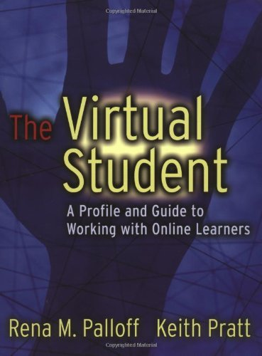 Virtual Student A Profile and Guide to Working with Online Learners  2003 edition cover