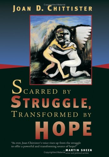Scarred by Struggle, Transformed by Hope  N/A edition cover