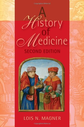 History of Medicine  2nd 2005 (Revised) edition cover