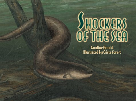 Shockers of the Sea And Other Electric Animals  1999 9780881068740 Front Cover