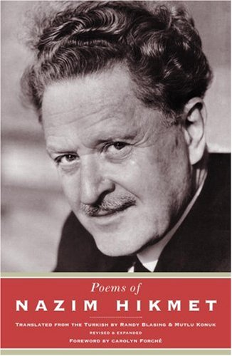 Poems of Nazim Hikmet  2nd 2002 (Revised) edition cover