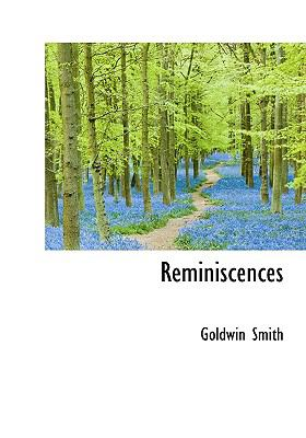 Reminiscences N/A 9781115391740 Front Cover
