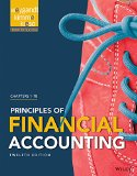 Principles of Financial Accounting - Chapters 1-18  12th 2015 9781118978740 Front Cover