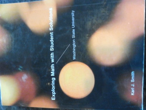 EXPLORING MATH W/STUD.SOLN.>CU N/A 9781133348740 Front Cover