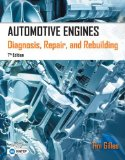 Automotive Engines: Diagnosis, Repair, Rebuilding  2014 edition cover