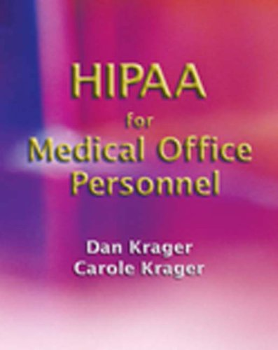 HIPAA for Medical Office Personnel   2005 edition cover