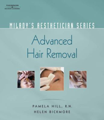Advanced Hair Removal   2007 edition cover