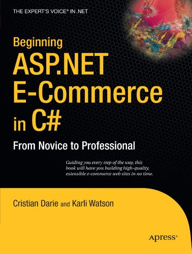 Beginning ASP.NET E-Commerce in C#   2009 9781430210740 Front Cover
