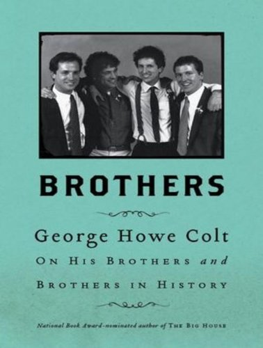 Brothers: On His Brothers and Brothers in History  2012 edition cover