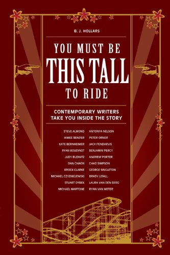 You Must Be This Tall to Ride Contemporary Writers Take You Inside the Story  2009 edition cover
