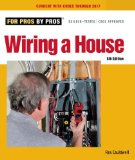 Wiring a House 5th Edition 4th 2014 edition cover