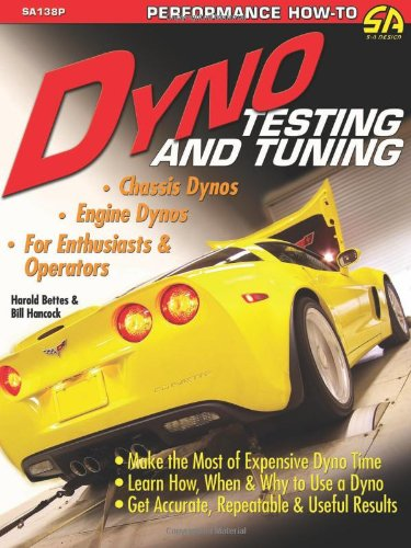 DYNO TESTING+TUNING N/A edition cover