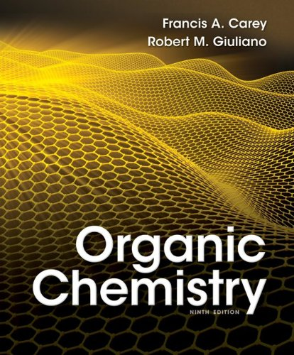 Organic Chemistry  9th 2014 9780073402741 Front Cover