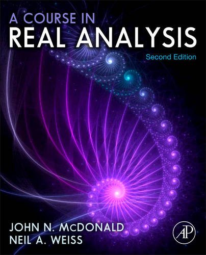 Course in Real Analysis  2nd 2012 edition cover