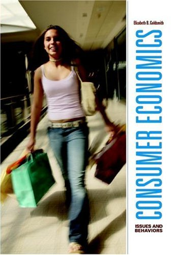 Consumer Economics Issues and Behaviors  2005 edition cover