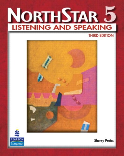 NorthStar Listening and Speaking 3rd 2009 (Student Manual, Study Guide, etc.) edition cover