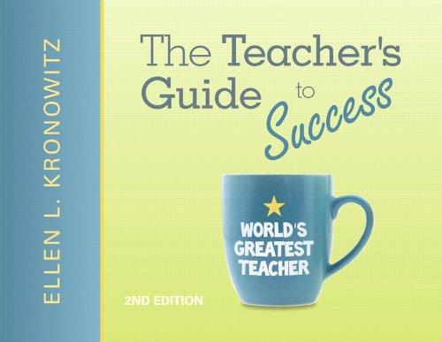 Teacher's Guide to Success  2nd 2012 (Revised) edition cover