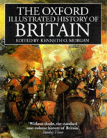 Oxford Illustrated History of Britain   1986 edition cover