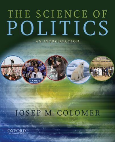 Science of Politics An Introduction  2010 edition cover