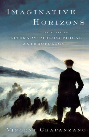 Imaginative Horizons An Essay in Literary-Philosophical Anthropology  2003 edition cover