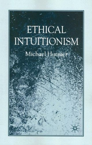 Ethical Intuitionism   2005 edition cover