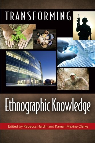 Transforming Ethnographic Knowledge   2012 edition cover