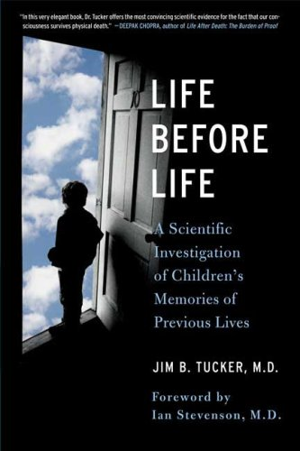 Life Before Life Children's Memories of Previous Lives N/A edition cover