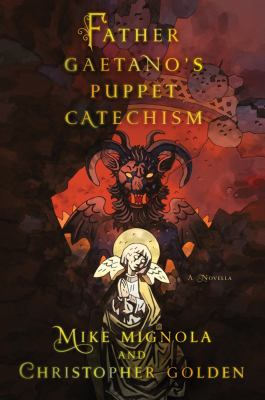 Father Gaetano's Puppet Catechism A Novella  2012 edition cover