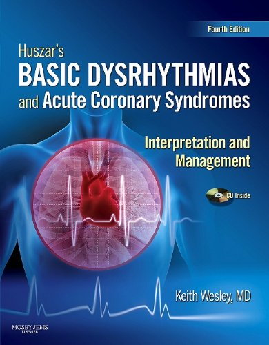 Huszar's Basic Dysrhythmias and Acute Coronary Syndromes: Interpretation and Management Text and Pocket Guide Package  4th 2011 9780323039741 Front Cover