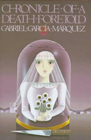 Cronica de Una Muerte Anunciada   1983 9780394530741 Front Cover