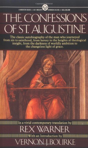 Confessions of Saint Augustine  N/A edition cover