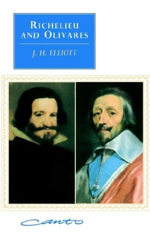 Richelieu and Olivares  N/A edition cover