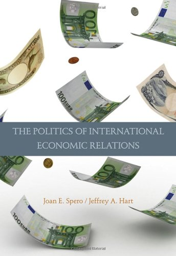 Politics of International Economic Relations  7th 2010 (Revised) 9780534602741 Front Cover