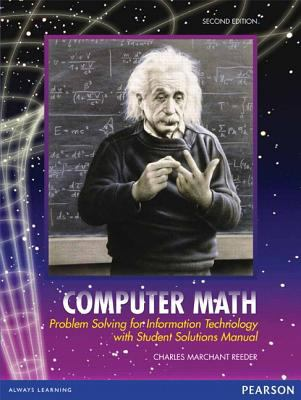 Computer Math Problem Solving for Information Technology with Student Solutions Manual 2nd 2011 edition cover