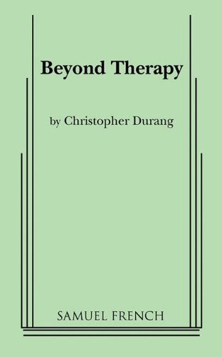 Beyond Therapy   1983 edition cover