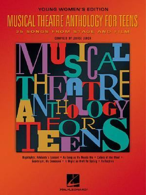 Musical Theatre Anthology for Teens  N/A edition cover