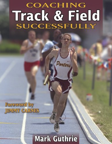 Coaching Track and Field Successfully   2003 edition cover