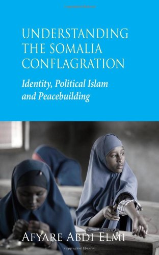 Understanding the Somalia Conflaguration Identity, Islam and Peace Building  2010 9780745329741 Front Cover