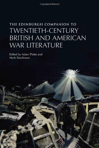 Edinburgh Companion to Twentieth-Century British and American War Literature   2012 9780748638741 Front Cover